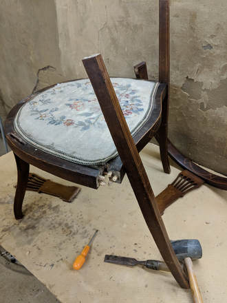 Because Over The Years We Have Successfully Repaired And Refinished Thousands Of Pieces Furniture So You Can Be Sure A Good Result
